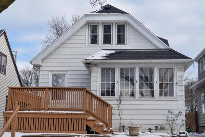 Milwaukee Single Family Home For Sale: 1322 N 58th St