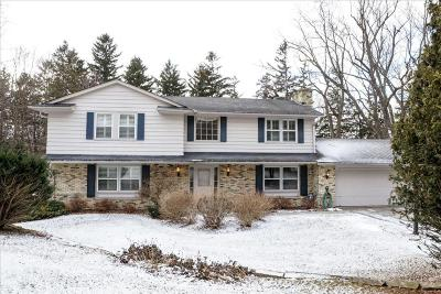 Ozaukee County Single Family Home Active Contingent With Offer: 6901 Cedar Creek Rd