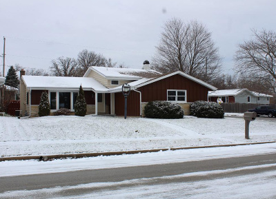 Single Family Home For Sale: 4506 87th Pl