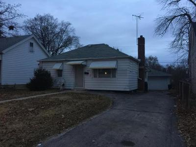 Milwaukee Single Family Home For Sale: 5316 N 51st Blvd