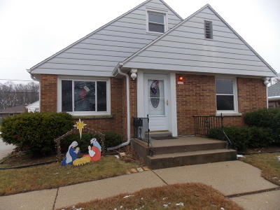 Single Family Home For Sale: 3223 E Waterford Ave
