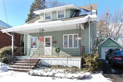 Mayville Single Family Home For Sale: 363 N Main St