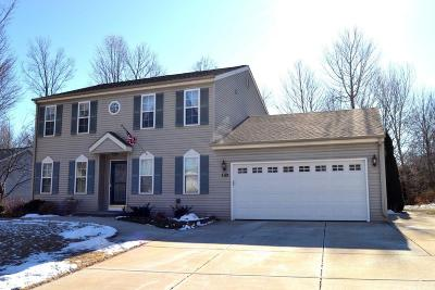 West Bend Single Family Home Active Contingent With Offer: 215 Hargrove Pl
