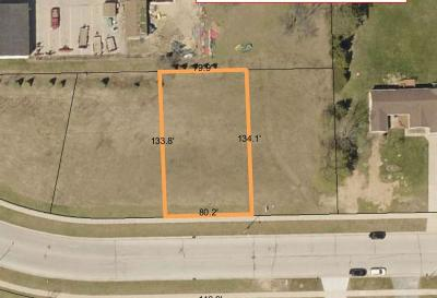 West Bend, Town Of West, Town Of Trenton Residential Lots & Land For Sale: Lt68 Sand Dr
