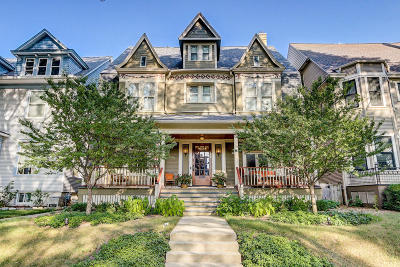 Milwaukee Single Family Home Active Contingent With Offer: 2840 N Prospect Ave
