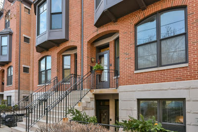 Milwaukee Condo/Townhouse Active Contingent With Offer: 921 E Pearson St #A