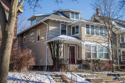 Milwaukee Two Family Home Active Contingent With Offer: 3034 N Stowell Ave #3036