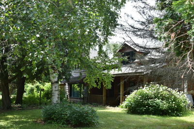 Campbellsport Single Family Home For Sale: N1870 County Road Ggg