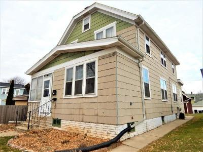 South Milwaukee Two Family Home For Sale: 716 Sycamore Ave