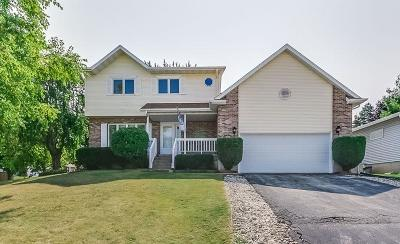 Kenosha Single Family Home Active Contingent With Offer: 5405 41st St