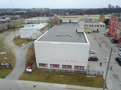 Milwaukee Commercial For Sale: 3728 N Fratney St