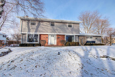 Cedarburg Single Family Home Active Contingent With Offer: N83w5592 Orchard Dr