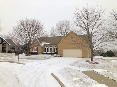 Kenosha Single Family Home Active Contingent With Offer: 3530 13th Pl