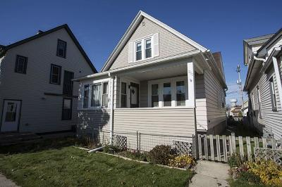 South Milwaukee Single Family Home Active Contingent With Offer: 1230 Monroe Ave