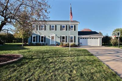 Waukesha Single Family Home Active Contingent With Offer: W225n2788 Fernwood Ct