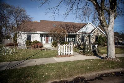 Kenosha Single Family Home Active Contingent With Offer: 3426 88th Pl