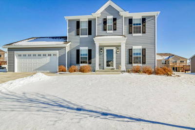Single Family Home Active Contingent With Offer: 580 Lambert Dr