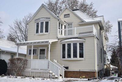West Allis WI Single Family Home Active Contingent With Offer: $129,900