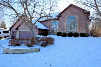Single Family Home For Sale: S83w24455 Artesian Ave