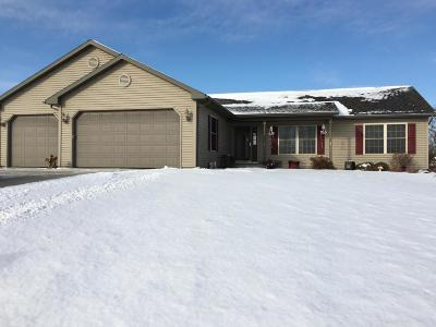 Fort Atkinson WI Single Family Home Active Contingent With Offer: $274,900