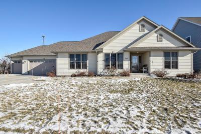 Grafton Single Family Home Active Contingent With Offer: 1338 Blackfoot Ave