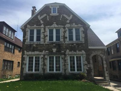 Milwaukee WI Two Family Home For Sale: $489,000