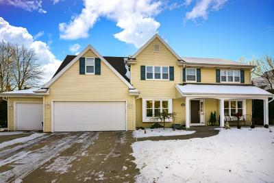 Ozaukee County Single Family Home Active Contingent With Offer: N70w7287 Bridge Rd