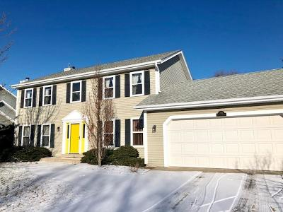 Racine Single Family Home Active Contingent With Offer: 730 Appaloosa Trl