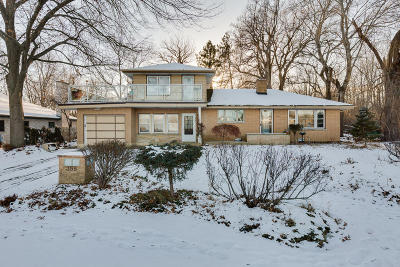 Pleasant Prairie Single Family Home For Sale: 355 108th St