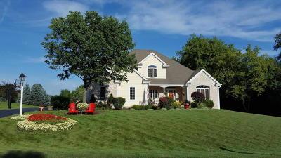 Pewaukee Single Family Home For Sale: W291n4212 Prairie Wind Cir N