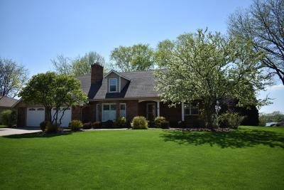 Pleasant Prairie Single Family Home For Sale: 8508 110th Ave