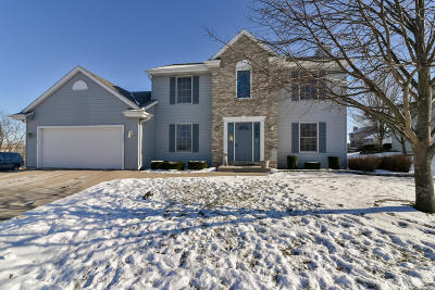 Hartford Single Family Home For Sale: 738 Hickory Ln