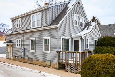 South Milwaukee Two Family Home For Sale: 1319 Missouri Ave