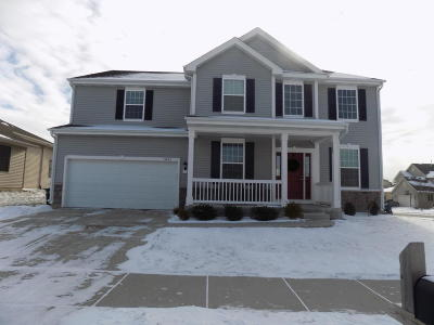 Kenosha Single Family Home Active Contingent With Offer: 15423 70th St