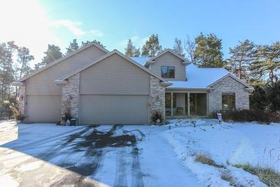 Cambridge Single Family Home Active Contingent With Offer: W8891 Deer Run Trl