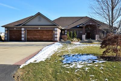 Racine Single Family Home Active Contingent With Offer: 5141 Pinetree Cir
