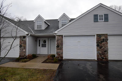 Thiensville  Condo/Townhouse Active Contingent With Offer: 133 Lake Bluff #C