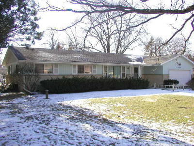 Brookfield Single Family Home Active Contingent With Offer: 12455 W Center St