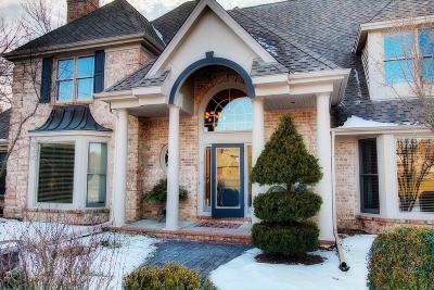 Ozaukee County Single Family Home For Sale: 5339 W River Trail Ct