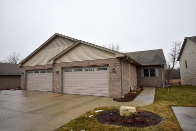 Racine County Condo/Townhouse Active Contingent With Offer: 1200 Raptor Ct #24