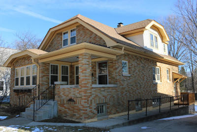 Cedarburg Two Family Home For Sale: W57n520 Hilbert Ave