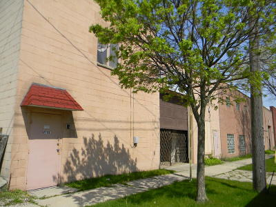 Milwaukee Commercial For Sale: 4997 N 33rd St