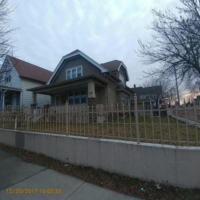 Milwaukee Two Family Home For Sale: 1335 W Madison St