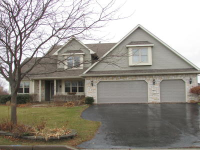 Pleasant Prairie Single Family Home Active Contingent With Offer: 11218 42nd Ave