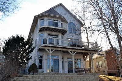 Single Family Home For Sale: W351n5315 Road C