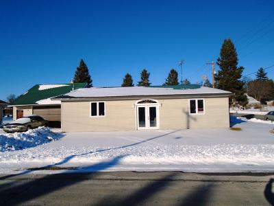 Single Family Home For Sale: 801 Fj St