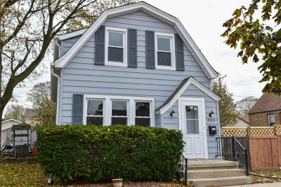 Single Family Home Active Contingent With Offer: 3520 S 16th St
