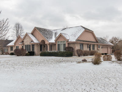 Mequon Single Family Home For Sale: 10227 N Trillium Rd