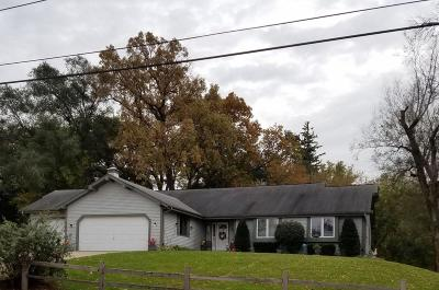 Pewaukee Single Family Home Active Contingent With Offer: N29w26677 Peterson Dr