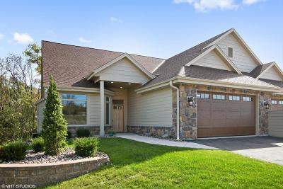 Menomonee Falls Condo/Townhouse Active Contingent With Offer: W127n7832 Riverview Ln #2